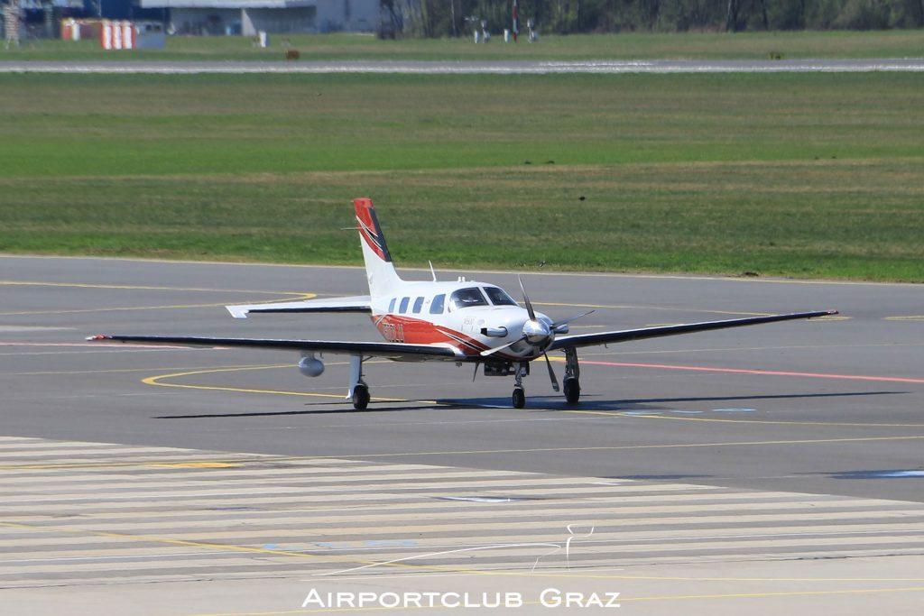 Piper PA-46-500TP Meridian N500LU