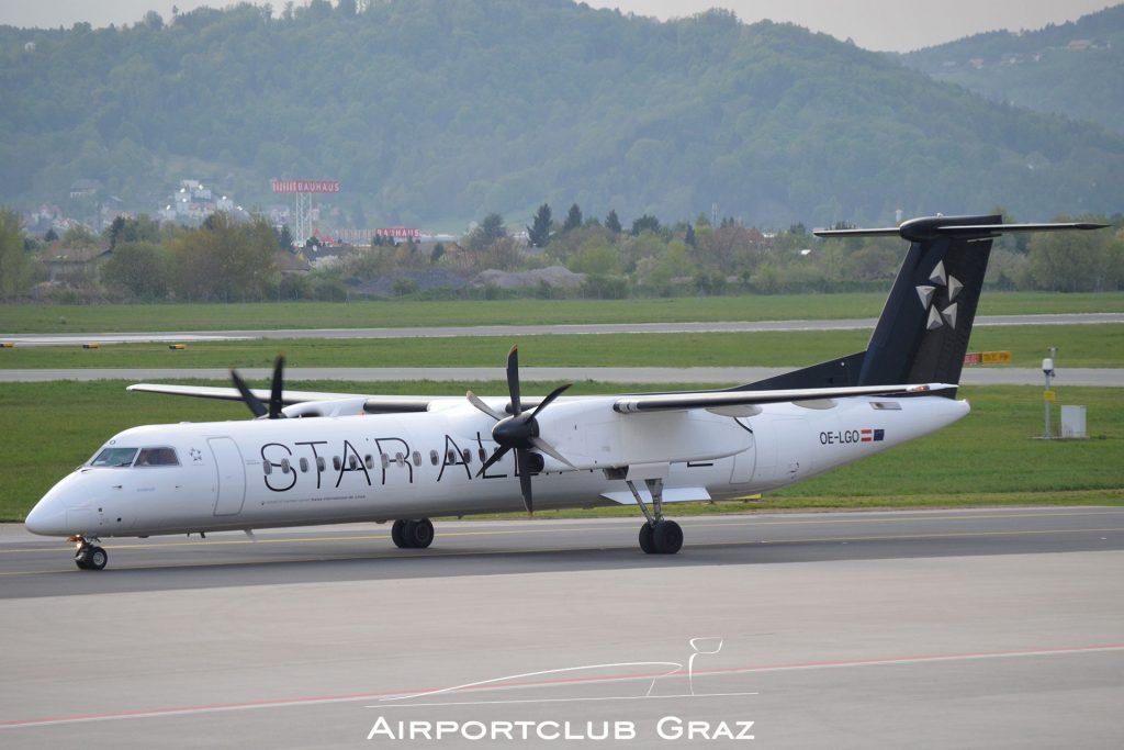 Austrian Airlines Dash 8-402 OE-LGO