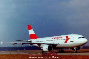 Austrian Airlines Airbus 310-304 OE-LAB