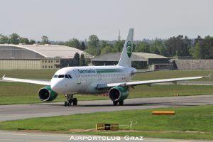 Germania Airbus 319-112 HB-JOG
