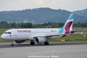 Eurowings Airbus 320-214 D-ABFR