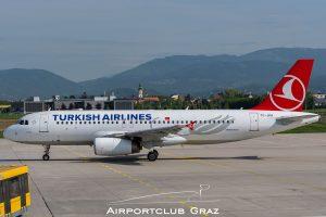 Turkish Airlines Airbus 320-232 TC-JPH