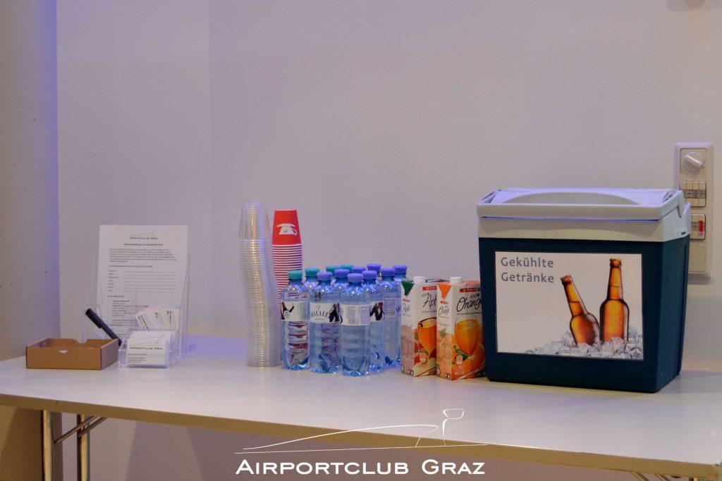 Airportclub Graz Clubabend Mai 2018