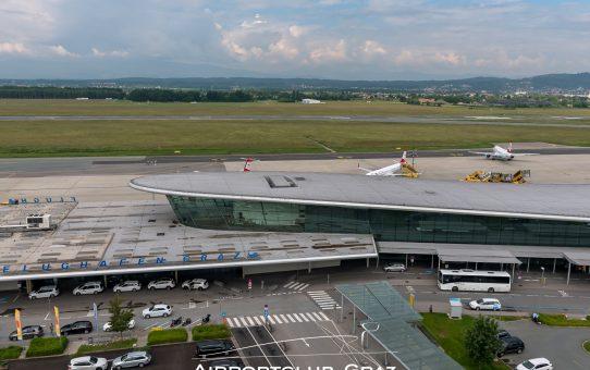 Pistenumbenennung am Flughafen Graz