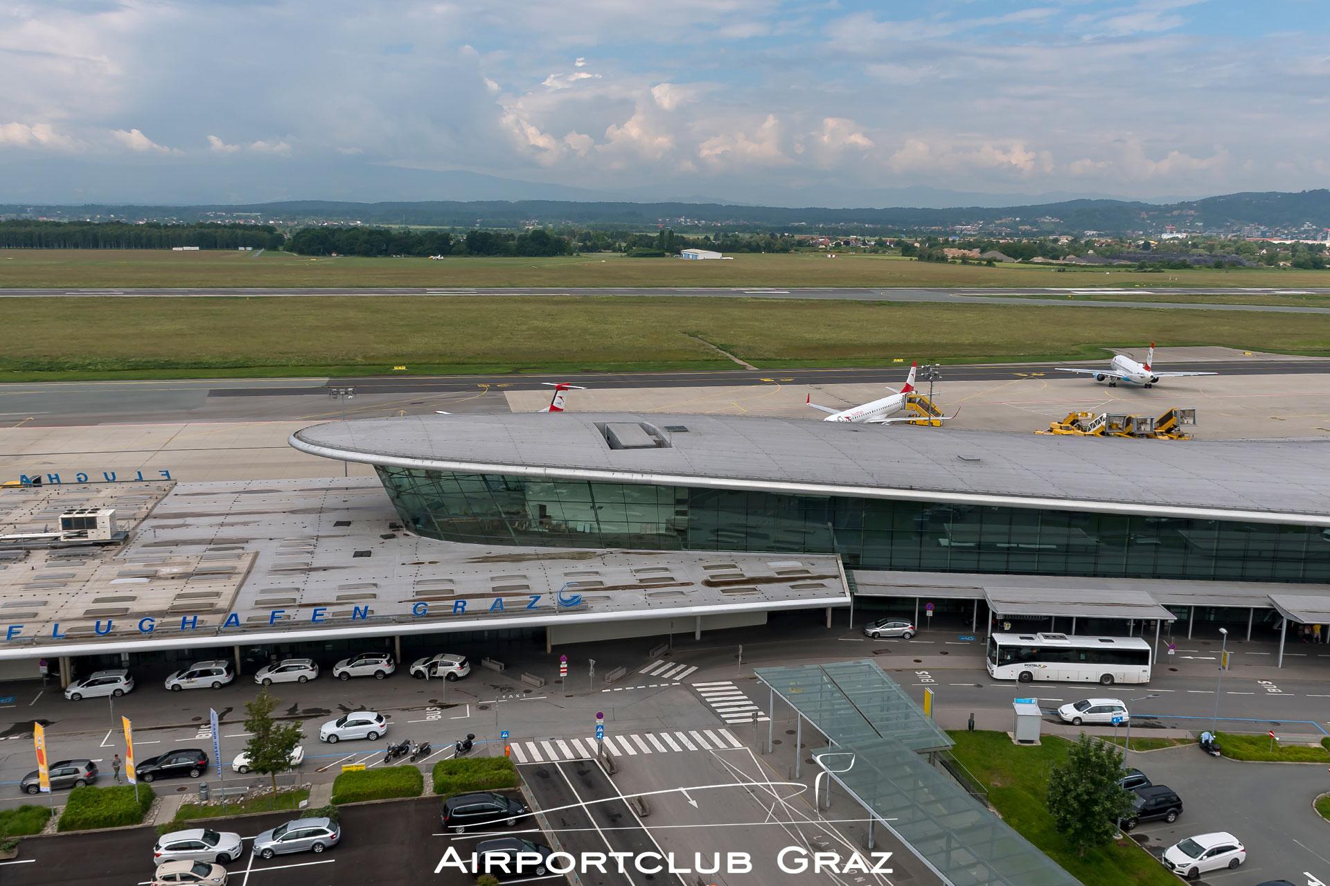 Airportclub Graz Tower Flughafen Graz