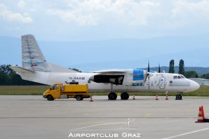 Raf-Avia Airlines Antonov An-26B YL-RAA