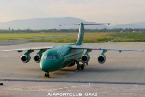 Aviro Air BAe 146-300 YR-AVR