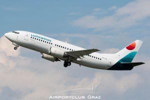 Lumiwings Boeing 737-332 SX-LWA