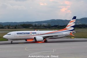 SmartWings Boeing 737-8 MAX OK-SWB