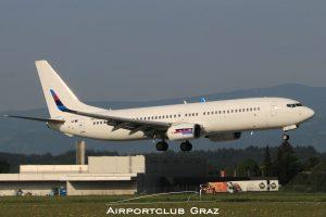 Go2Sky Boeing 737-8AS OM-GTE