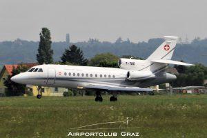 Swiss Air Force Dassault Falcon 900EX T-785