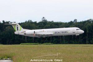 Avantiair Fokker 100 D-AOLG