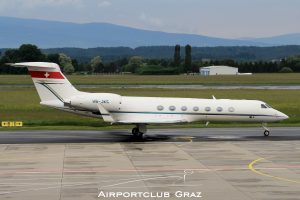 Jet Aviation Gulfstream G550 HB-JKC