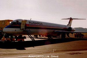 Alisarda McDonnell Douglas MD-82 I-SMEV