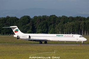 Bulgarian Air Charter McDonnell Douglas MD-82 LZ-LDN