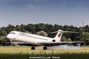 Bulgarian Air Charter McDonnell Douglas MD-82