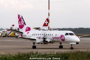 SprintAir Saab 340A SP-KPG