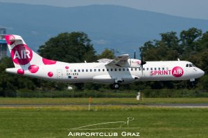 SprintAir ATR 72-202 SP-SPE