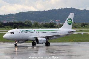 Germania Airbus 319-112 D-ASTR