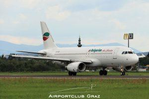 Bulgarian Air Charter Airbus 320-231 LZ-LAD