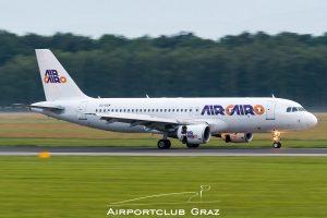 Air Cairo Airbus 320-214 SU-BSM