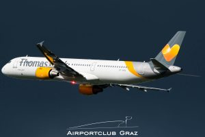 Thomas Cook Airlines Scandinavia Airbus 321-211 OY-VKC
