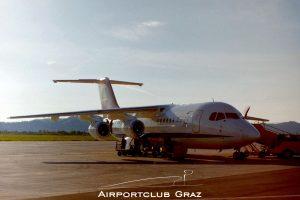 Sagittair BAe 146-300 I-ATSC