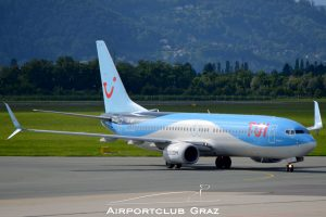 TUI Airlines Belgium Boeing 737-8K2 OO-JAY