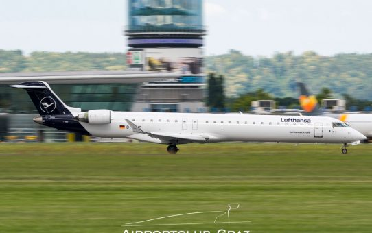 Lufthansa übernimmt Graz - Frankfurt