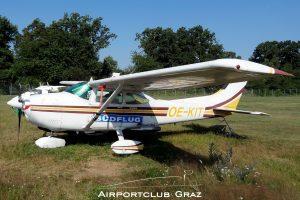 Südflug Cessna 182 OE-KIT