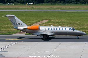 Jetfly Aviation Cessna 525B CitationJet 3 LX-SEB