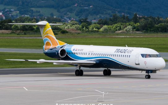 Flughafen Graz veröffentlicht Sommerflugplan 2019