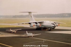 Iraqi Airways Iljuschin Il-76