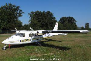 Südflug Partenavia PN 68 OE-FGW
