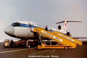 Aeroflot Tupolev Tu-154B-2 CCCP-85400