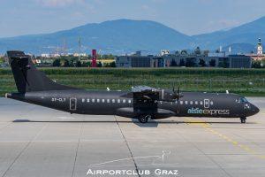 Air Alsie ATR 72-212A OY-CLY
