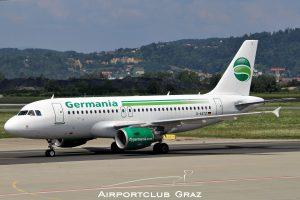 Germania Airbus 319-112 D-ASTZ