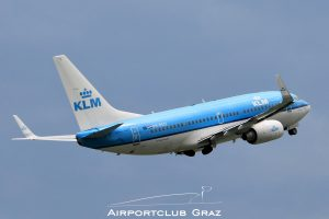 KLM Boeing 737-7K2 PH-BGO