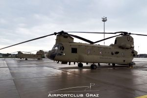 United States Army Boeing CH-47F Chinook