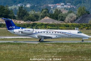Air Charters Europe Embraer 135 PH-DWS