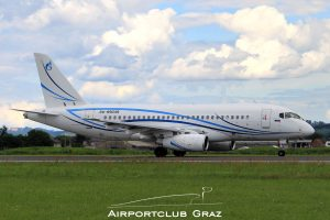 Gazpromavia Sukhoi Superjet 100 RA-89049
