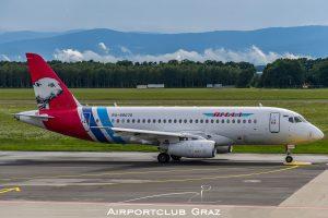 Yamal Airlines Sukhoi Superjet 100-95LR RA-89070