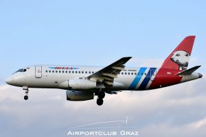 Yamal Airlines Sukhoi Superjet 100-95LR RA-890888