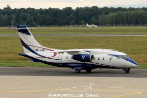 Sun Air of Scandinavia Dornier Do-328-310 Jet OY-JJH