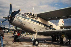 PZL-Mielec An-2 HB-ABA