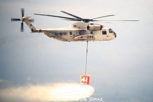 Bundesheer Sikorsky CH-53G 84-36