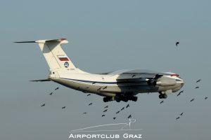 Russian Air Force Ilyushin IL-76MD RA-78818