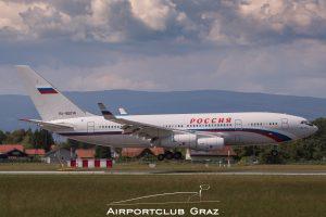 Rossiya - Special Flight Squadron Ilyushin IL-96-300 RA-96014