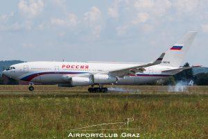 Rossiya - Special Flight Squadron Ilyushin IL-96-300PU RA-96016