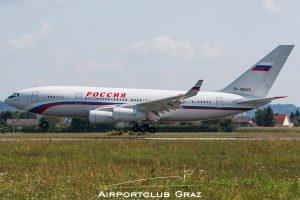 Rossiya - Special Flight Squadron Ilyushin IL-96-300 RA-96023